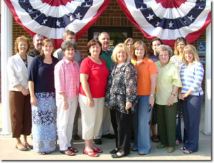 Moberly Career Center Staff